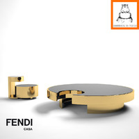 Groundhog 3D Models | Fendi Casa Constellation tables