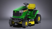 John Deere x125 Lawnmover