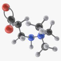 Meldonium Molecule