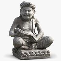 Satute Bali Oldman
