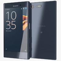 Sony Xperia X Compact Universe Black