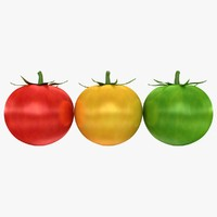 Cherry Tomatoes 3 Colors