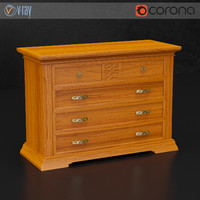 Dall Agnese chest of drawers
