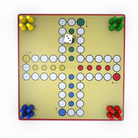 Board games Ludo