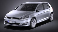 Volkswagen Golf 2016 5-door