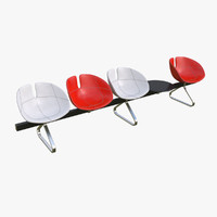 Fjord Bench Sistema Five Table