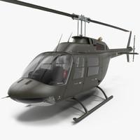 Bell 206 JetRanger Italian Army