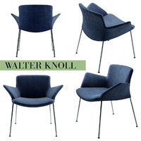 walter knoll Burgaz Chair