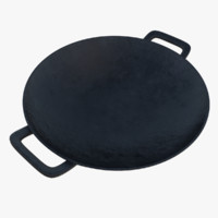 Cast Iron Wok One