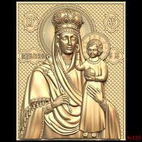 (125) 3d STL Model Religion Icon for CNC Router 3D Printer Aspire Cut3d Artcam