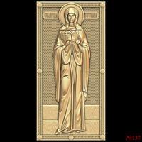 (137) 3d STL Model Religion Icon for CNC Router 3D Printer Aspire Cut3d Artcam