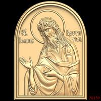 (139) 3d STL Model Religion Icon for CNC Router 3D Printer Aspire Cut3d Artcam