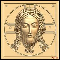 (145) 3d STL Model Religion Icon for CNC Router 3D Printer Aspire Cut3d Artcam