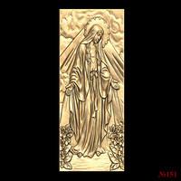 (151) 3d STL Model Religion Icon for CNC Router 3D Printer Aspire Cut3d Artcam
