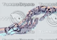 Robotic Hand Scene