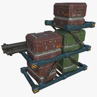 Cargo - Game Ready PBR