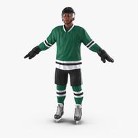 Hockey Player Generic