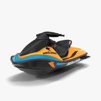 Jet Ski Sea-Doo 2