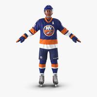 Hockey Player Islanders