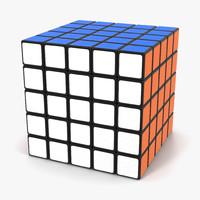 Rubiks Professional 5x5 Cube