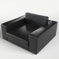 3ds max armchair 5