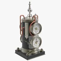 Boiler Clock