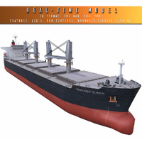 MV VINALINES QUEEN BULK CARRIER