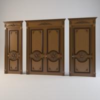 Classic doors (3 doors)