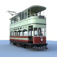 Blackpool Standard Tram