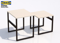 Ikea Rissna Nesting Tables