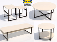 Ikea Rissna Table Collection