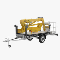 Cherry Picker Trailer