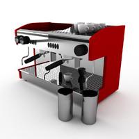 Cafe Coffee Machine for barista