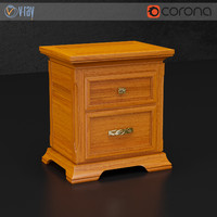 Dall Agnese nightstand