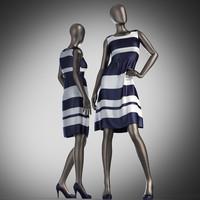 Mannequin dress