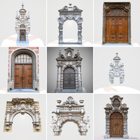 9 Luxury Architecture Entrance Door Collection