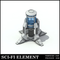 Scifi Element 1