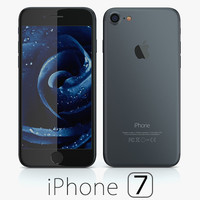 Apple iPhone 7 Black Matte