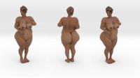 BBW Nude