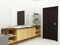 Underlavatory (Bathroom)