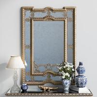 Classic mirror Provasi 1107