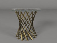 Wrought ron Coffee Table