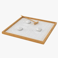 Table Zen Garden 002