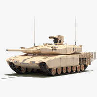 Leopard 2 MBT Revolution(Desert)