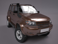 Uaz Patriot OFF ROAD version 2