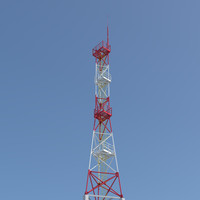 Industrial antenna tower 24m