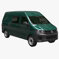 VW Transporter T6 High Roof