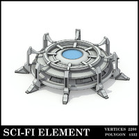 Scifi Element 2