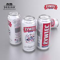 Beer Can Zywiec 2013