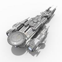 Spaceship SS-204